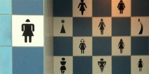 Bathroom Etiquette Huffington Post Bathroom Sign At Jacksonville International Airport Makes