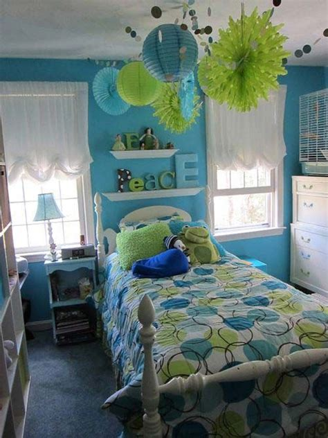 colorful teenage girl bedroom ideas funky teen bedroom decorating design with fluorescent