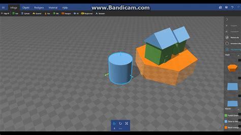 3d house builder quot 3d builder quot building a house