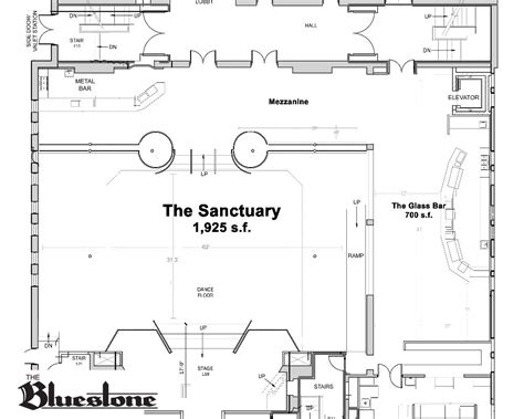 sanctuary floor plans the events sanctuary the bluestone columbus oh