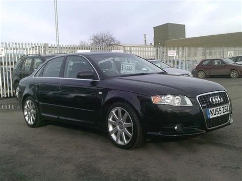 used 2005 audi a4 used 2005 audi a4 saloon 2 0 tdi s line diesel for sale in