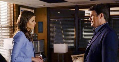 castle renewed for season 9 castle tv show on abc cancel or renew for season 9