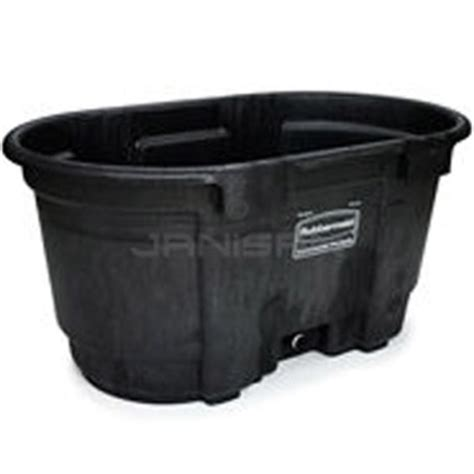 Rubbermaid Agricultural Tub march 2015 waters sistem