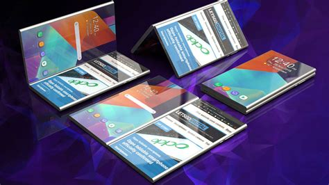 samsung   thinking  foldable smartphones