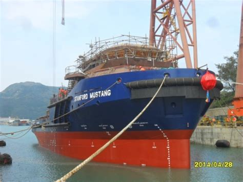 mac boat anchor video new aht vessel launches offshore technology