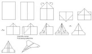 How To Make Paper Plans - how to make paper airplanes that fly far