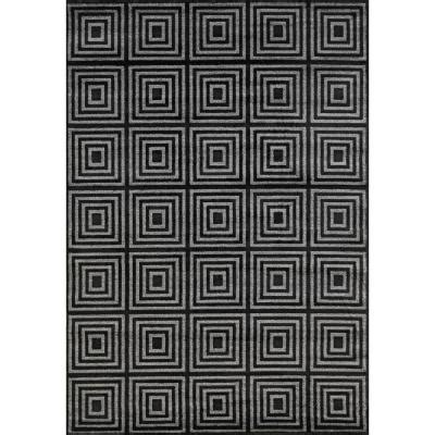 Styling Project Update Aileen Apolo Tastefully Served by Garland Rug Skulls Black 5 Ft X 7 Ft Area Rug Cl 14 Ra