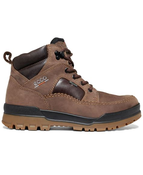 ecco boots lyst ecco track vi gtx tex waterproof boots in