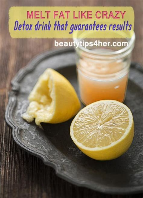 Lemon Detox Results by Melts Like This Amazing Drink Guarantees Great