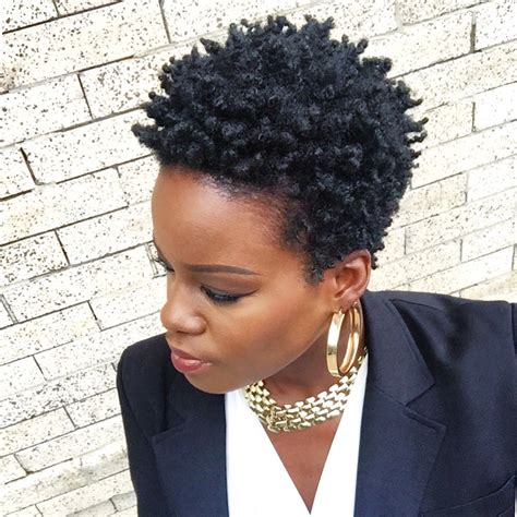 how to taper 4c hair image gallery tapered twa