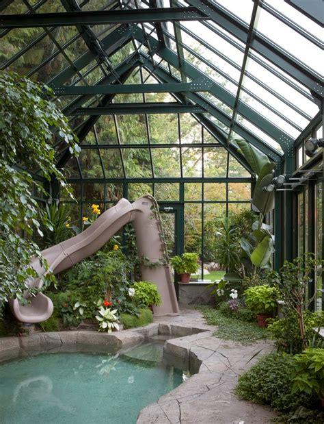 eplans contemporary modern house plan impressive house plans atrium greenhouse