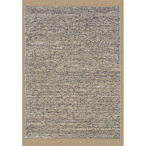 linon home decor inc verginia berber rug 3 5 quot x5 5