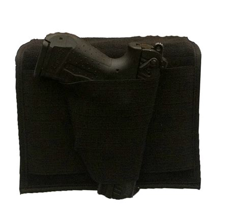 bed gun holster knee cast brace book covers