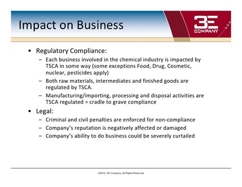 tsca section 13 enhancing chemical management within the framework of