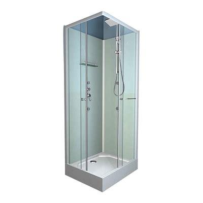 cabina idromassaggio leroy merlin cabina idromassaggio dina 80 x 80 cm prezzi e offerte