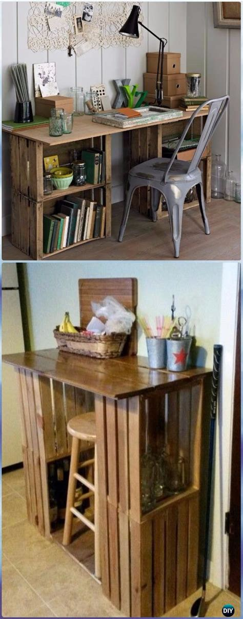 crate furniture diy wood crate furniture www pixshark images galleries with a bite