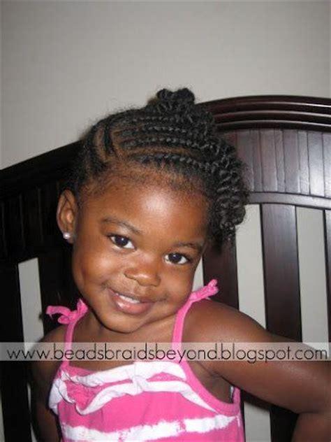 how to braid black hair babies coiffure