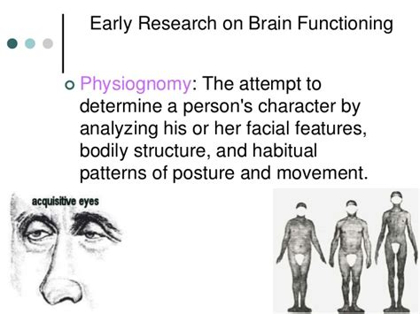 pattern theory physiology early developments in physiology