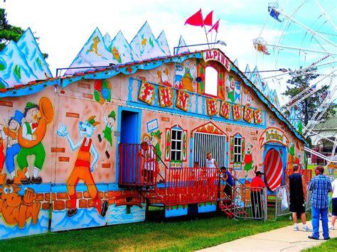fun house alpine fun house deggeller attractions
