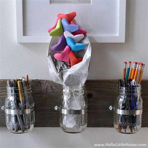 Jar Origami - origami bouquet s day gifts from