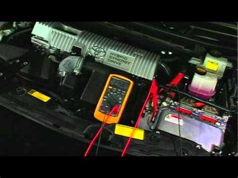 Ac Hybrid hybrid a c compressor fuse tech tip