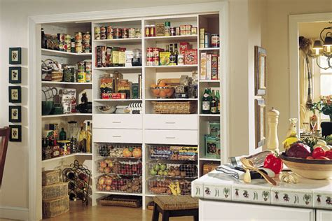 The Le Pantry by Elite Closets Kitchen Pantry