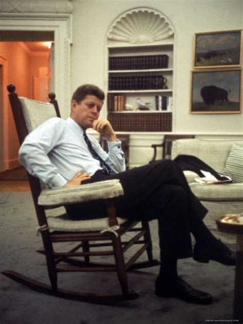 Jfk Rocking Chair by Offbeat Jfk Inspired Rocking Chair Among Prizes Included