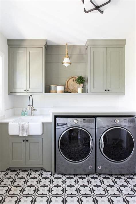 laundry room farmhouse sink design ideas