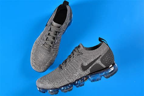 Nike Air Vapormax Flyknit Oreo 2 0 s nike air vapormax flyknit quot oreo 2 0 quot black white racer blue for sale