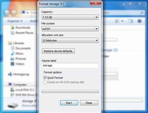 format exfat on windows guide how to format an external drive to work seamlessly