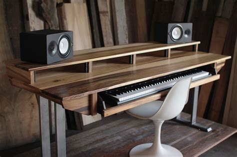 studio workstation desk uk size 88key studio desk for audio