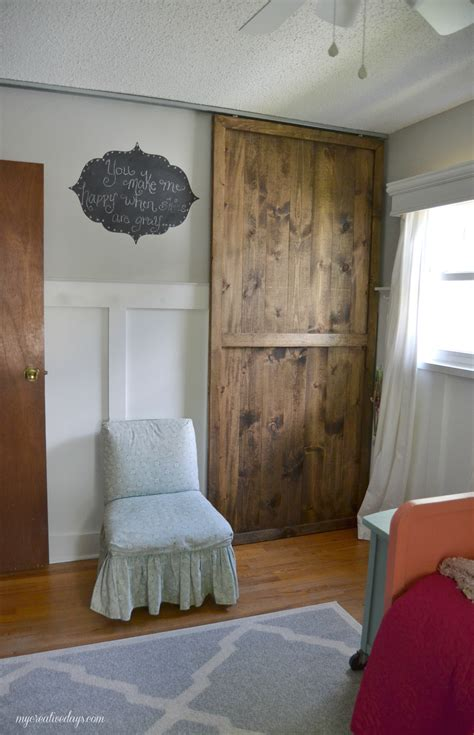 Diy Sliding Closet Door 20 Diy Sliding Door Projects To Jumpstart Your Home S Rennovation