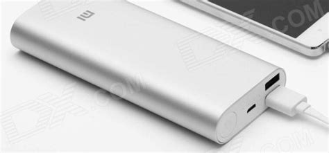 Powerbank 60 000mah bon plan batterie xiaomi powerbank 5v 16 000mah 224 20 60