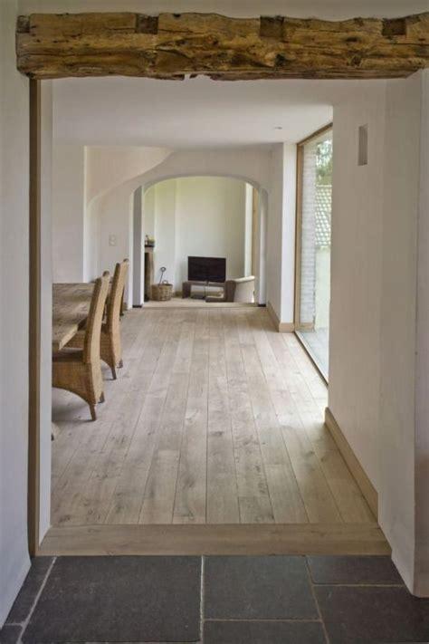 faux beam  doorways hardwood floor colors living
