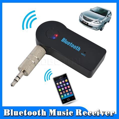 Car Bluetooth 2016 handfree car bluetooth receiver universal 3 5mm