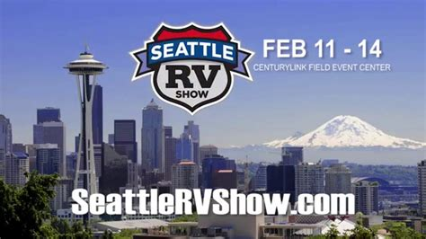 seattle show the seattle rv show 2016