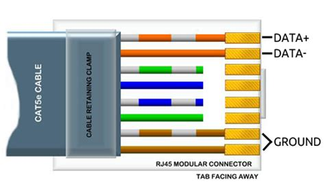 xlr dmx to rj45 wiring diagram cat5e faceplate wiring