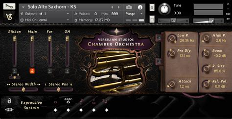 Vst The Orchestra kvr chamber orchestra 2 by versilian studios chamber orchestra vst plugin and audio units plugin