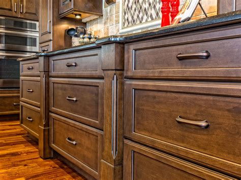Kitchens With Wood Cabinets How To Clean Wood Cabinets Diy