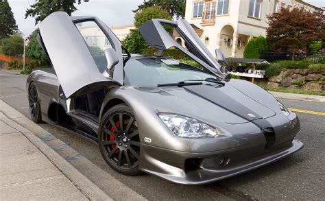 ssc ultimate aero ssc aero wikipedia