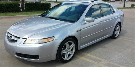 acura tl service b4 autos post