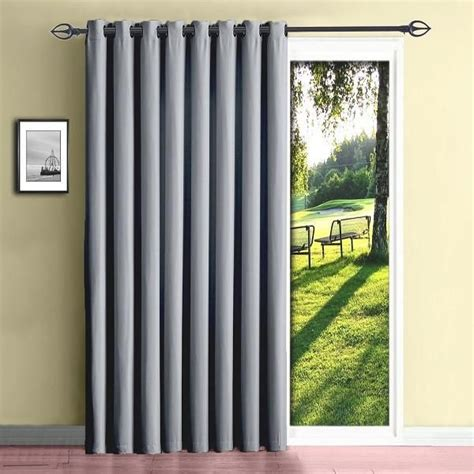 curtains for patio sliding doors best 25 sliding door treatment ideas on pinterest