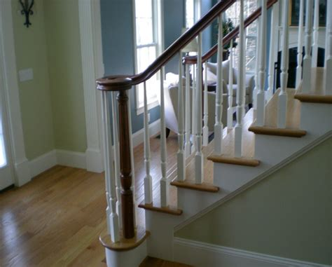 Banister Rail And Spindles by Spindles For Stairs