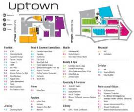 uptown centre located in columbia