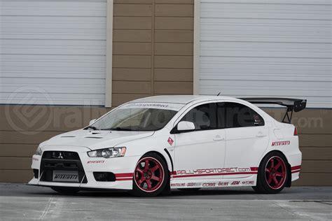 mitsubishi evo x kit rallysport direct evo x project car power kit mitsubishi
