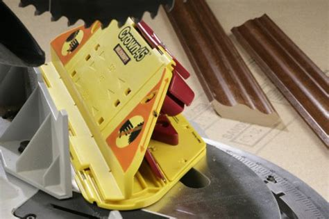 Crown Molding Jig Milescraft 1405 Crown45 Crown Molding Jig For Miter Saws