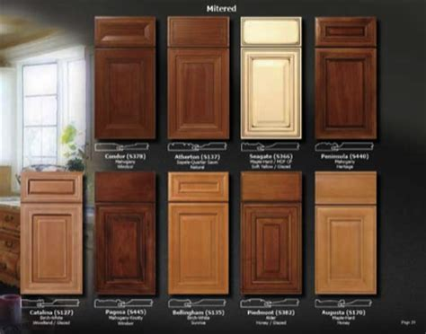 kitchen cabinet stain colors door styles classic kitchen cabinet refacing