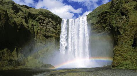 great waterfall wallpaper