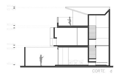 Section 7 1 B by Gallery Of Xafix House Arkylab 46