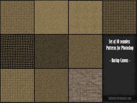 jute pattern photoshop ps pattern burlap canvas by halmtier on deviantart